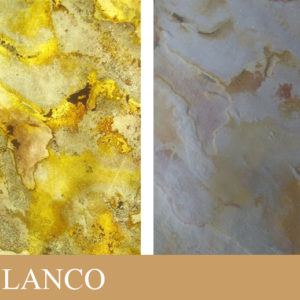 Прозрачный каменный шпон Blanco