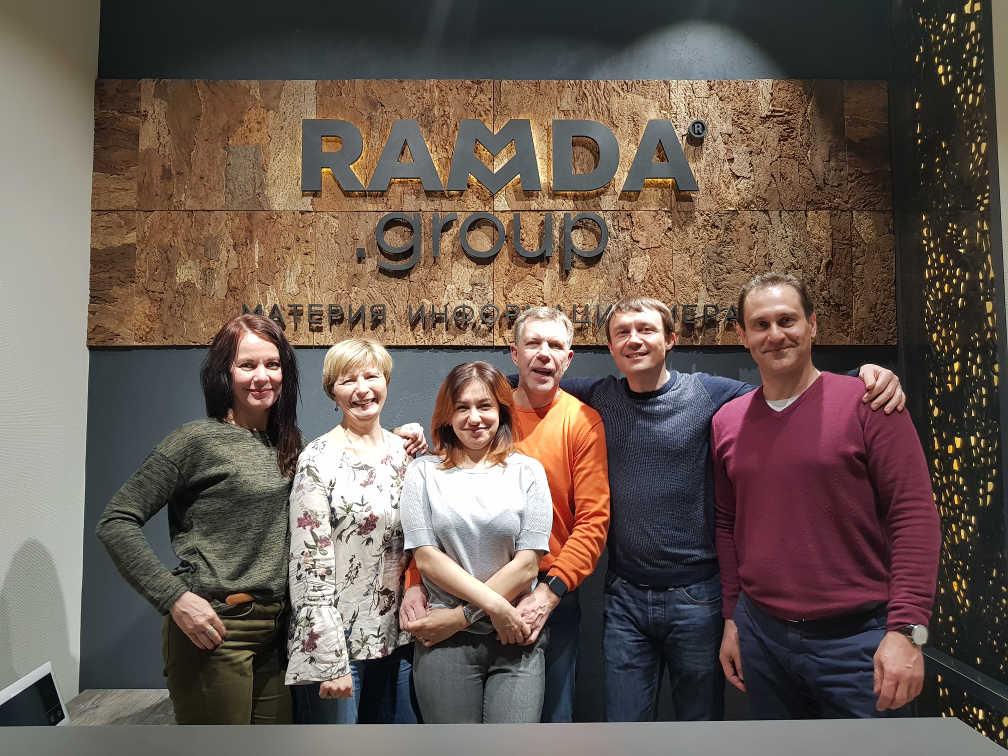 Открытие офиса RAMDA в Новосибирске