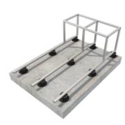 Пластина Level Plate монтаж 2