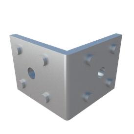 Пластина алюминиевая крепежная Level Plate 90