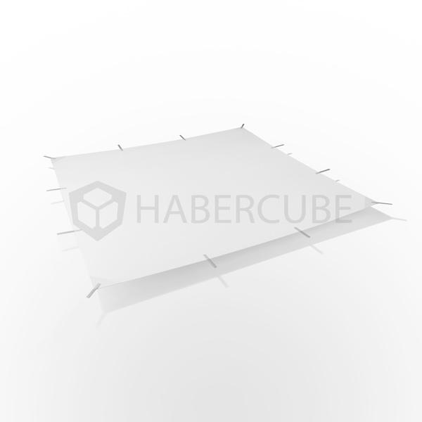 ТЕНТ сетка для беседок HABERCUBE в Новосибирске