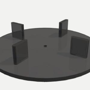 Level Tile Крепление плиты керамогранита к лаге