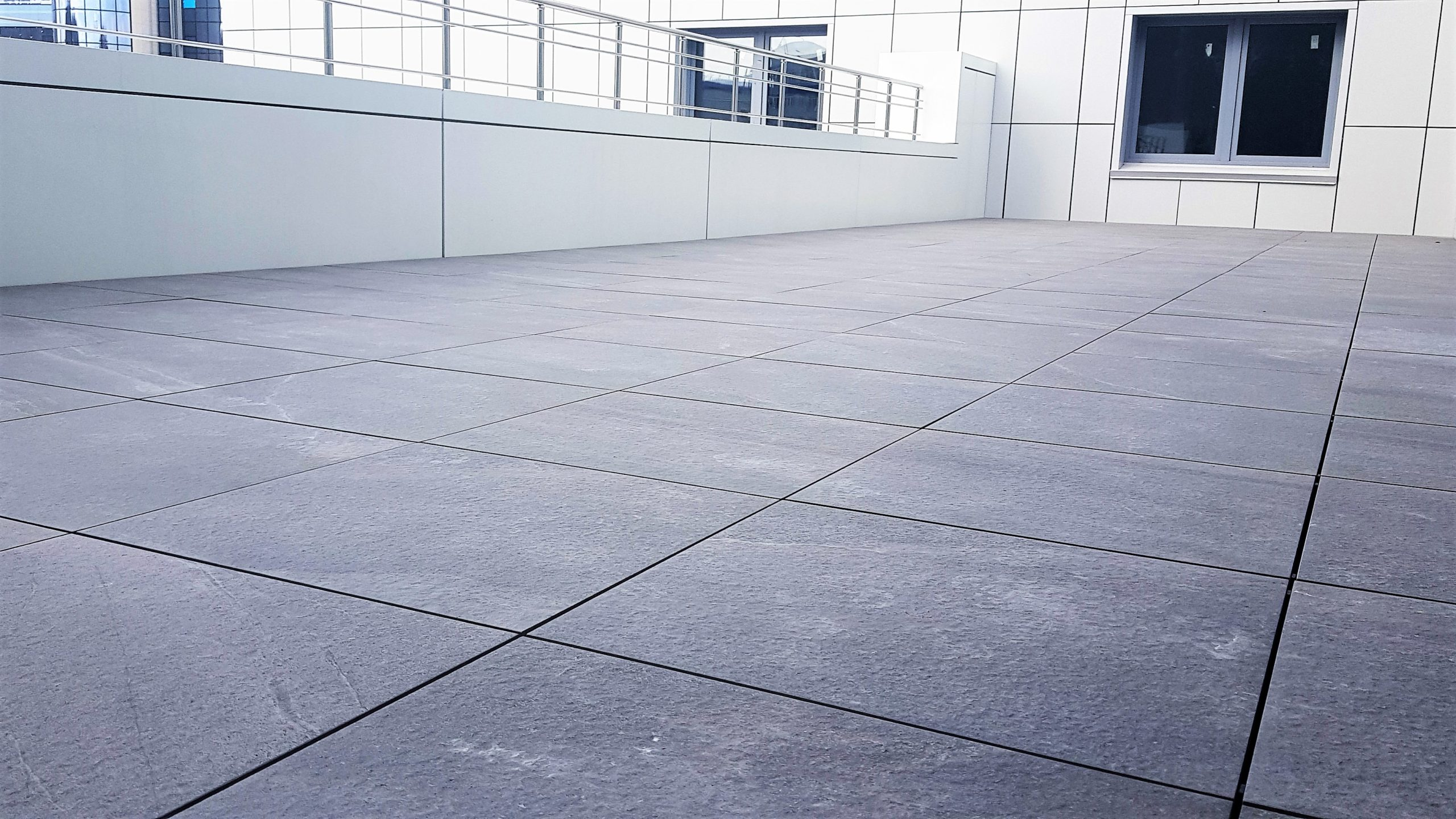 Angioline Грузовой эксплуатируемый балкон RAMDA.RU
